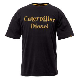 CAT Diesel T-Shirt Black