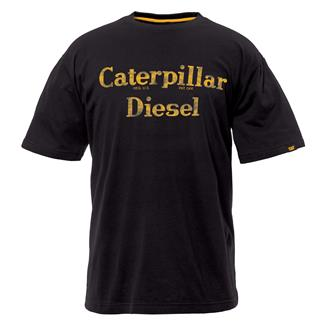 CAT Diesel T-Shirt Black