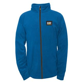 CAT Concord Fleece Jacket Bright Blue