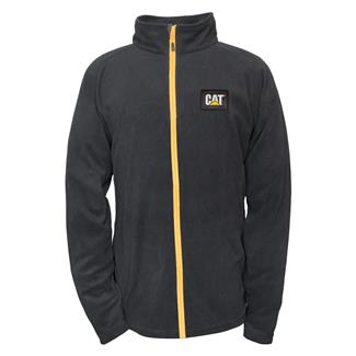 CAT Concord Fleece Jacket Black