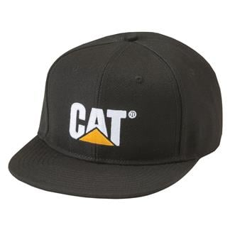 CAT Sheridan Flat BIll Cap Black