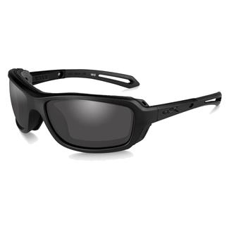 Wiley X Wave Matte Black (frame) - Smoke Gray (lens)