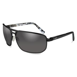 Wiley X Hayden Matte Black (frame) - Smoke Gray (lens)