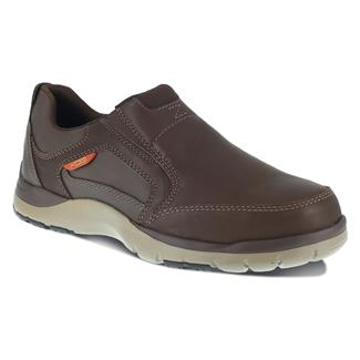 Rockport Works Kingstin Work ST Brown