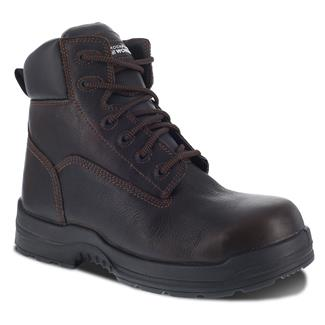 "Rockport Works 6"" More Energy CT ESD Brown"