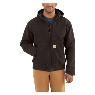 Carhartt Full Swing Armstrong Active Jacket Dark Brown