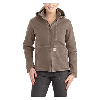 Carhartt Full Swing Caldwell Jacket Taupe Gray
