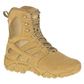 "Merrell Tactical 8"" Moab 2 Tactical Defense WP Coyote Brown"