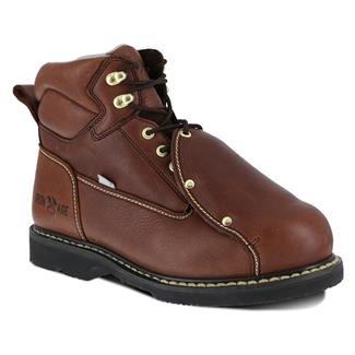 "Iron Age 6"" Ground Breaker Met Guard ST Brown"