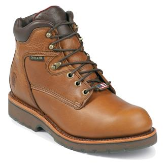 "Chippewa Boots 6"" McKelvie WP Tan"