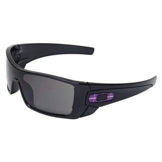 Oakley SI Batwolf Polished Black (frame) - Warm Gray (lens)