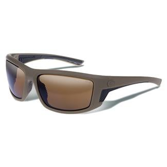Gargoyles Stance Matte Tan (frame) / Brown Polarized (lens)