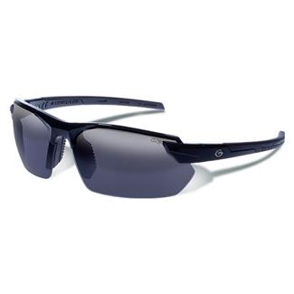 Gargoyles Vortex Black (frame) / Smoke Polarized with Silver Mirror (lens)