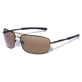 Gargoyles Barricade Matte Brown (frame) / Brown Polarized (lens)