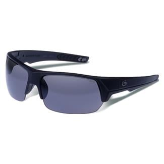 Gargoyles Recoil Matte Black (frame) / Smoke Polarized (lens)