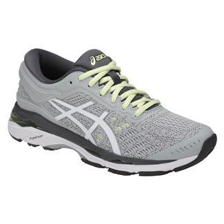 ASICS GEL-Kayano 24 Glacier Gray / White / Carbon