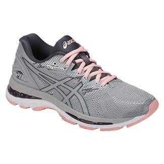 ASICS GEL-Nimbus 20 Mid Gray / Mid Gray / Seashell Pink