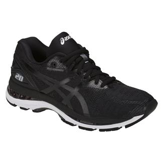 ASICS GEL-Nimbus 20 Black / White / Carbon