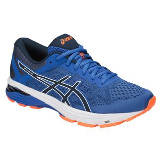 ASICS GT-1000 6 Victoria Blue / Dark Blue / Shocking Orange