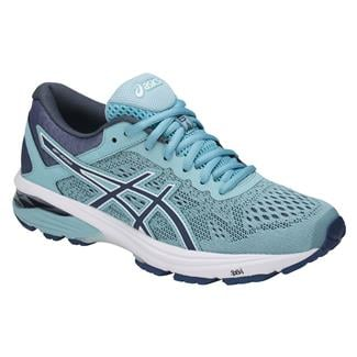 ASICS GT-1000 6 Porcelain Blue / Smoke Blue / White