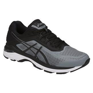 ASICS GT-2000 6 Stone Gray / Black / White