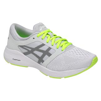 ASICS Roadhawk FF Glacier Gray / Black / Safety Yellow