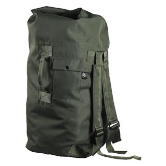 5ive Star Gear Double Strap Duffle Bag Foliage