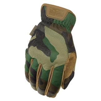 Mechanix Wear FastFit Tab Woodland Camo