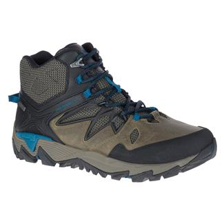 Merrell All Out Blaze 2 Mid WP Stucco