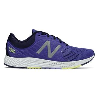 New Balance Fresh Foam Zante v4 Blue Iris / Pigment / Solar Yellow