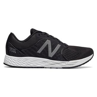 New Balance Fresh Foam Zante v4 Black / Phantom / Silver Metallic