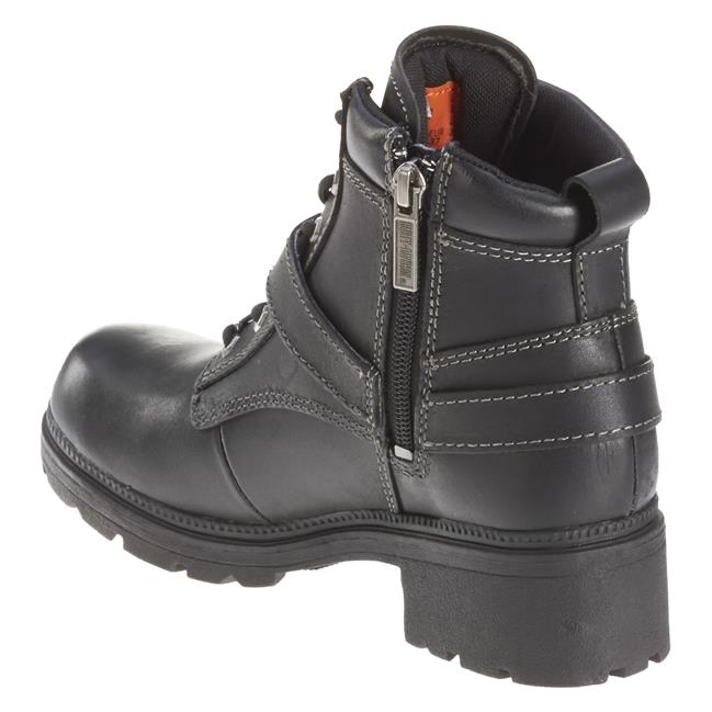 Womens Harley Davidson Tegan Side-Zip Boots  Workbootscom-6000