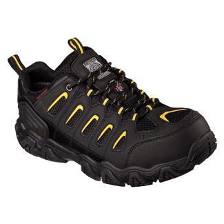 Skechers Work Blais ST Black / Yellow