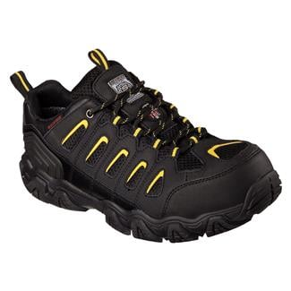 Skechers Work Blais ST Black / Yellow
