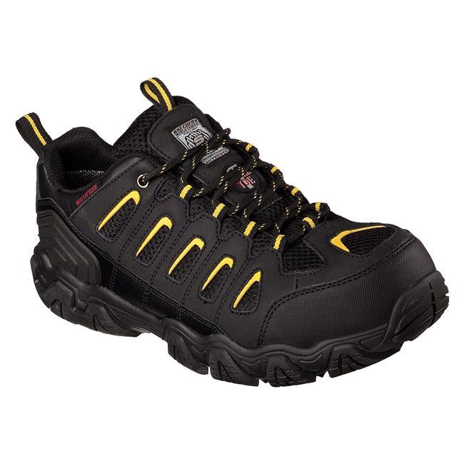 b5e87a078ad4b Men's Skechers Work Blais Steel Toe @ WorkBoots.com