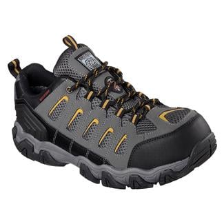 Skechers Work Blais ST Dark Gray