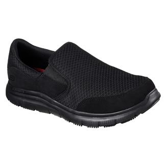 Skechers Work McAllen EH Black