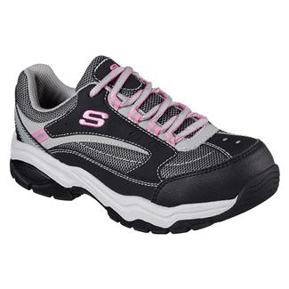Skechers Work Biscoe ST Black / Gray