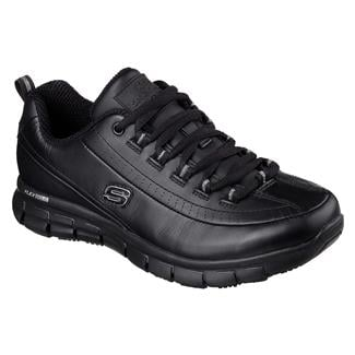 Skechers Work Sure Track - Trickel Black