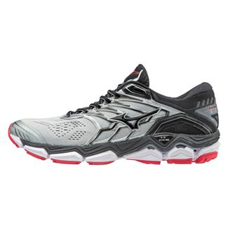 Mizuno Wave Horizon 2 Silver / Black