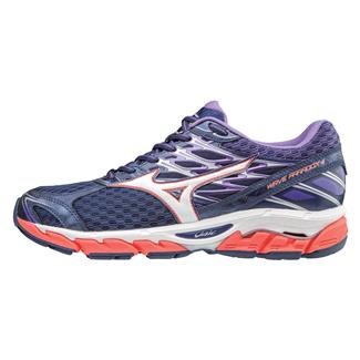Mizuno Wave Paradox 4 Patriot Blue / White / Hot Coral