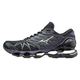 Mizuno Wave Prophecy 7 Black / Silver