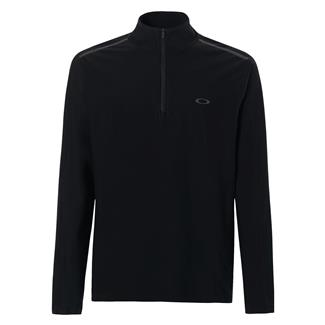 Oakley 1/4 Zip Base Layer Blackout