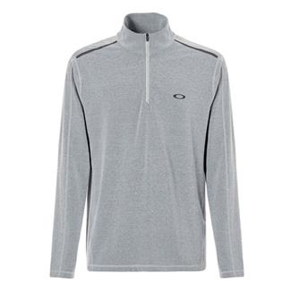 Oakley 1/4 Zip Base Layer Athletic Heather Gray