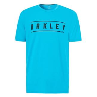 Oakley SO-Double Stack T-Shirt Atomic Blue