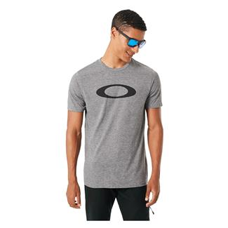 Oakley SO-Mesh Ellipse T-Shirt Athletic Heather Gray