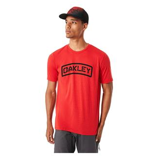 Oakley SO-Tab T-Shirt Red Line