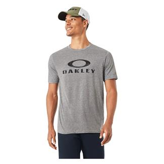 Oakley SO-Stealth II T-Shirt Athletic Heather Gray