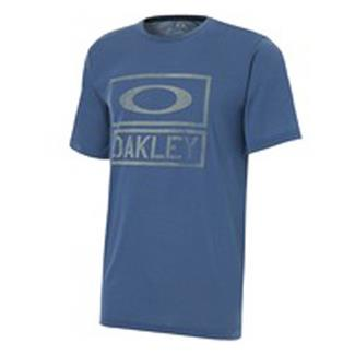 Oakley SO-Dist OKLY Box T-Shirt Ensign Blue