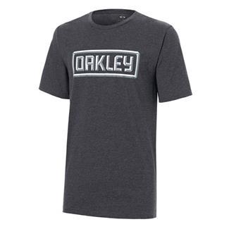 Oakley 50-3D Oakley T-Shirt Blackout Light Heather